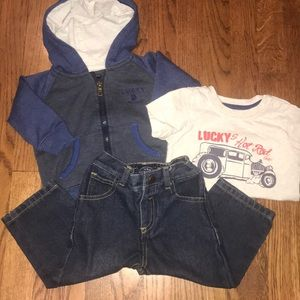 EUC Lucky Brand outfit